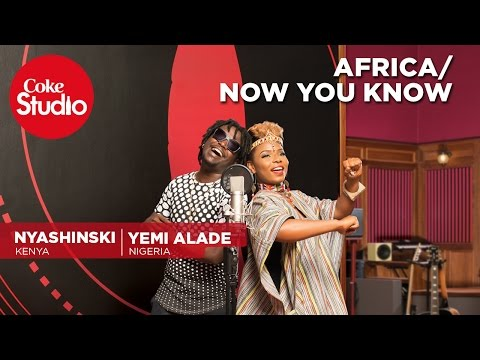 Download Yemi Alade & Nyashinski: Africa/Now You Know - Coke Studio Africa MP3