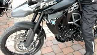 10. BMW F800GS Triple Black Start Up and Exhaust Sound 2012 * see also Playlist
