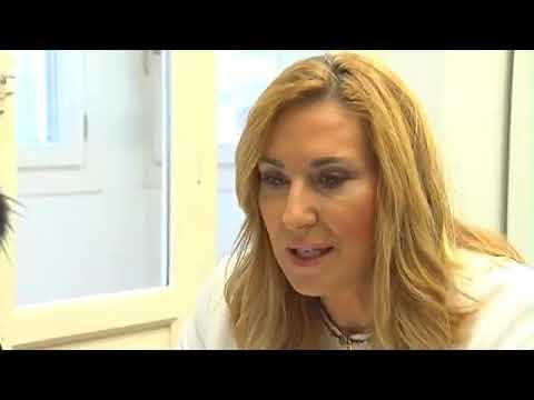 Reunión de Ana Beltrán con representantes políticos de la comarca de Pamplona
