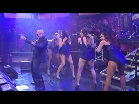 VEVO   Rain Over Me Live On Letterman