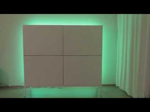 DIY Ambient Lighting with RGB LED Strip