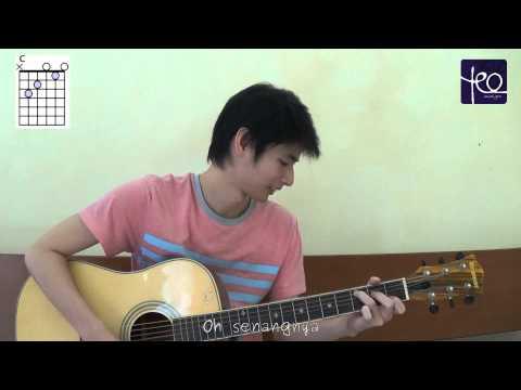 Akustik Gitar - Belajar Lagu (OST Crayon Shinchan)