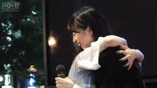 中条あやみ、森川葵、貞子/『劇場版 零~ゼロ~』公開記念KADOKAWAホラーヒロイン引継式