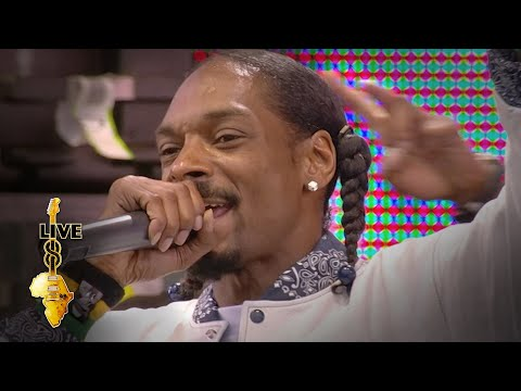 Snoop Dogg - Who Am I (What's My Name)? (Live 8 2005)