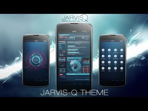 Video of IRON UI - UCCW skin/theme