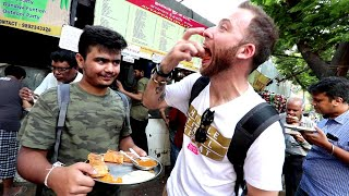 Video American Reacts to 55 INDIAN STREET FOOD DISHES MP3, 3GP, MP4, WEBM, AVI, FLV Juli 2018