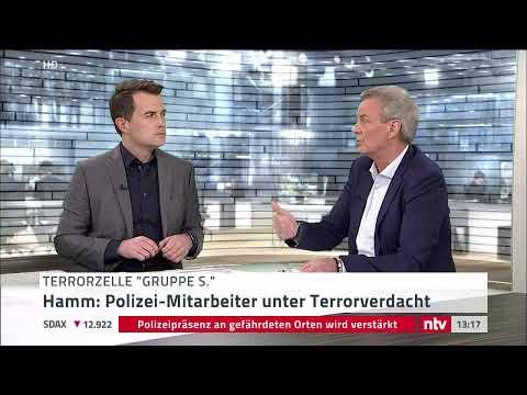 Polizei Hamm spricht zu den Ermittlungen im Fall der rechtsextremen »Gruppe S«