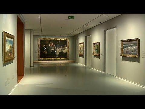 117 έργα της συλλογής Μασαβέου στη Μαδρίτη