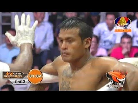 Rith Theara vs Chea Chomroeun, Khmer Boxing Bayon 23 Feb 2018