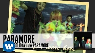 Interlude: Holiday Paramore