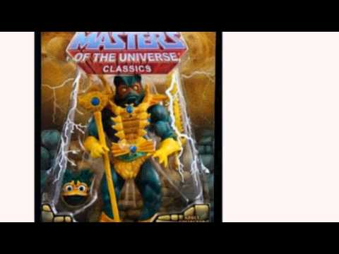 Video See the latest YouTube of He Man Classics Exclusive Action Figure