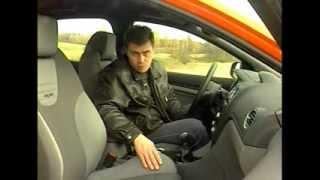 КАРДАННЫЙ ВАЛ  Ford Focus ST 2008 видеотесты
