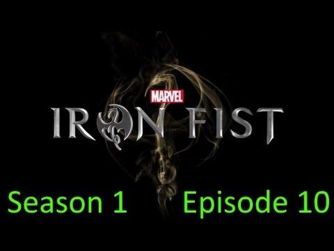 Reaction - Iron Fist Season 1 Episode 10 | COMIC BOOK UNIVERSITY