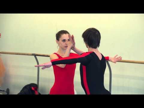 Арабеск backstage #3. Евгения Ляхова и Александр Таранов