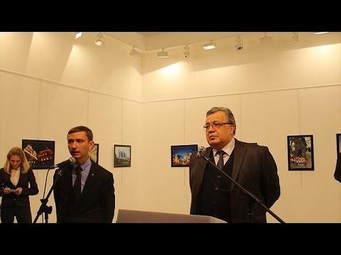 Τουρκία: Εν ψυχρώ εκτέλεση του Ρώσου πρέσβη πισώπλατα