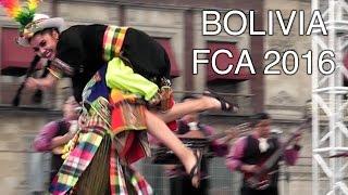 """BOLIVIA """"EL CAPORAL"""" FERIA DE LAS CULTURAS AMIGAS 2016 EN LA CDMX"""