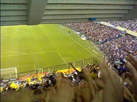 Boca 1-1 Riber Fin2013 / Vals - Hinchada hay una sola - La 12 - Boca Juniors