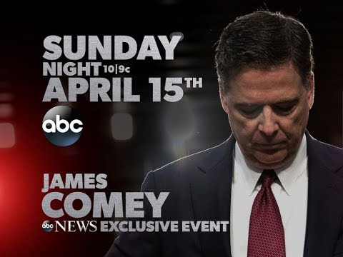 CNN Panel discussion on ABC News George Stephanopoulos with James Comey former FBI director