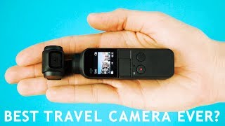 Video DJI Osmo Pocket | In-Depth Review + Test Footage MP3, 3GP, MP4, WEBM, AVI, FLV Mei 2019
