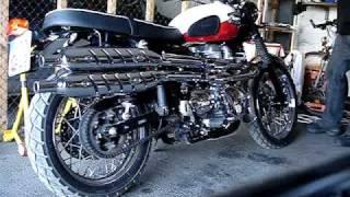9. Triumph Scrambler 2006