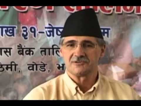 Prof. John Paul Lederach's Views on Conflict Transformation Movement in Nepal
