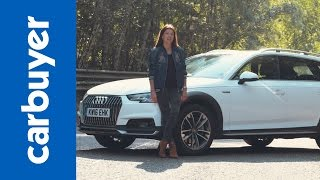 Audi A4 Allroad estate review - Carbuyer by Carbuyer
