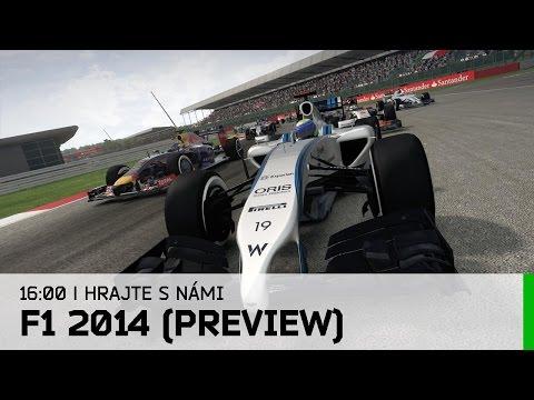 F1 - Dnes se společně podíváme na to, co nás čeká ve hře F1 2014. Hodinu budeme rozebírat novinky, změny a obsah obecně v preview verzi, kterou jsme dostali k dispozici koncem minulého týdne.
