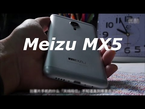 Meizu MX5 Review!