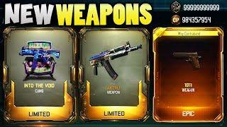 new black ops 3 weapons update bo3 christmas update black ops 3