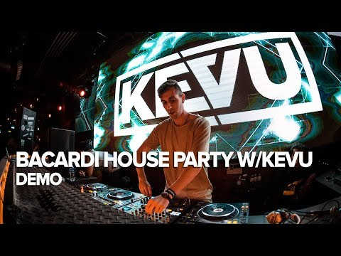 Bacardi House Party With Kevu At Demo - Movie7.Online