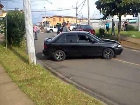 Agresión policial a persona discapacitada Heredia Costa Rica