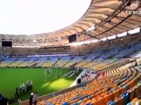 Veja como estão distribuídas as partidas da Copa das Confederações