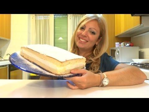 torta kinder paradiso - ricetta