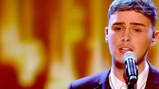 Video Joe Woolford performs Jealous - The Voice UK 2015: The Live Semi-Final - BBC One MP3, 3GP, MP4, WEBM, AVI, FLV Januari 2018
