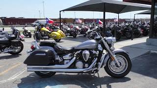 9. 006159 - 2008 Yamaha V Star 1300 Tourer - Used motorcycles for sale