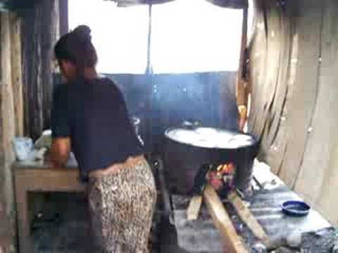 eating & living in poverty - honduras