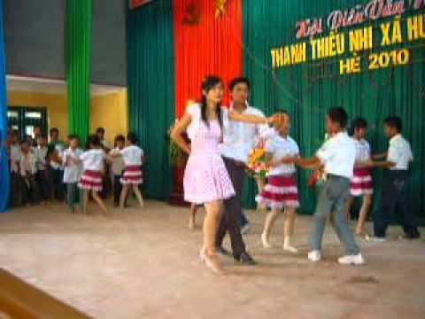Chily Cha cha cha - Bắc Giang 2010 - Đội Phổ Cập Tin Học Ngoại Ngữ