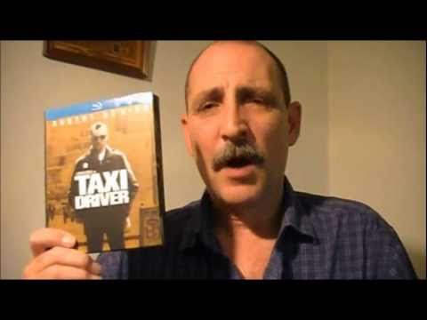 Taxi Driver Blu-ray Unboxing
