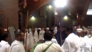 Debre Selam Medhane Alem Ye Ethiopian Orthodox Church MN ሐምሌ ገብርኤል ማህሌት
