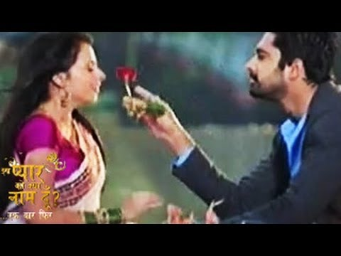 finally - Telebuzz is back with some latest updates on Iss Pyaar Ko Kya Naam Doon Ek Baar Phir. In 16th April 2014 Episode you will see that Aastha and Shlok finally c...