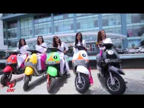 Video 6: Giới thiệu Xe đạp điện DK Bike