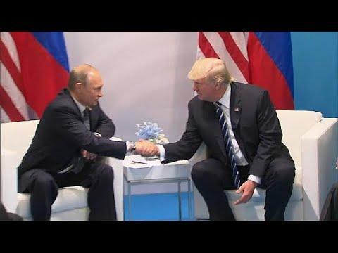 Πούτιν vs Τραμπ: 1 – 0