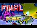 rescatando A La Madre Wisp Sonic Colours ds 8 Final