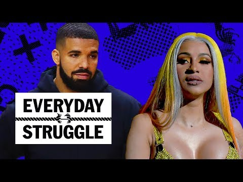 Cardi & Yung Miami On Ghostwriting, Yg 4real 4real, Ye Claims J. Cole Was Hating | Everyday Struggle