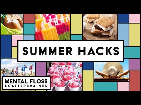 Summer Facts and Life Hacks