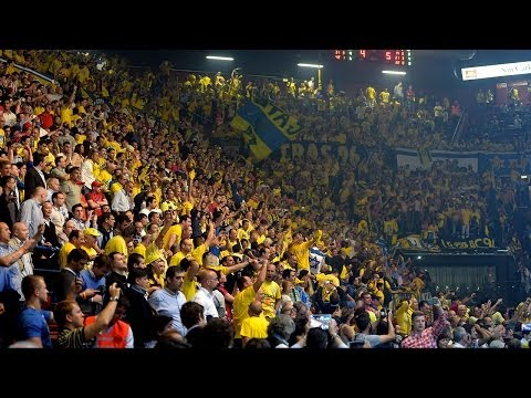 Semifinals Movie - 2014 Turkish Airlines Euroleague Final Four