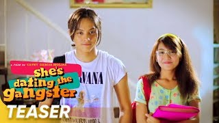 Nonton She's Dating The Gangster Teaser Film Subtitle Indonesia Streaming Movie Download