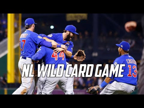 MLB | 2015 NL Wild Card Game Highlights (PIT vs CHC)