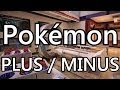 Pokémon PLUS / MINUS: Nuevos juegos con nuevos combates   RUMOR