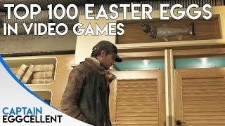Video Top 100 Easter Eggs In Video Games - Part 4 MP3, 3GP, MP4, WEBM, AVI, FLV Agustus 2018